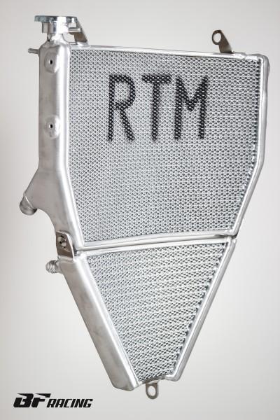 Racing Wasser- Ölkühler passend für Yamaha R1 2015-
