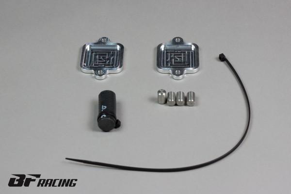 SLS Verschlussdeckel Set passend für Yamaha R1 ab 2015