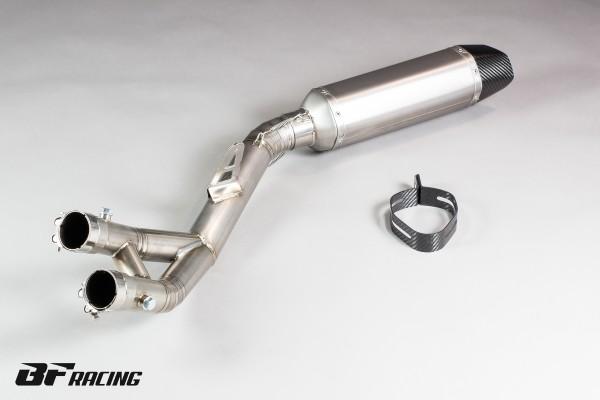 Titan Racing Auspuff Kit passend für Yamaha YZF R1 ab 2015